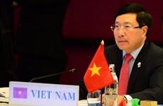 Labores de relaciones exteriores de Vietnam: 2020 exitoso y 2021, con nueva postura