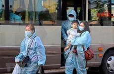 COVID-19: Repatrian a 360 ciudadanos vietnamitas desde Estados Unidos