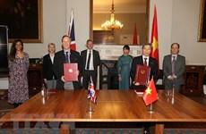 Aplican de forma temporal Tratado de Libre Comercio Vietnam-Reino Unido