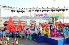 Efectúan por primera vez Carnaval de Invierno en provincia vietnamita