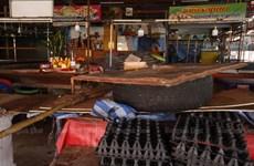 """Tailandia aplica medidas más estrictas en """"zona roja"""" del COVID-19"""