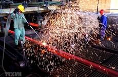 TLC entre Vietnam-Reino Unido abre oportunidades para la industria del acero e ingeniería mecánica