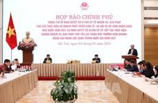 Vietnam prepara segundo paquete de rescate económico