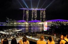 Economía de Singapur se contrae 5,8% en 2020
