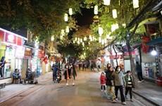 Hanoi recibe más de 118 mil turistas en días festivos