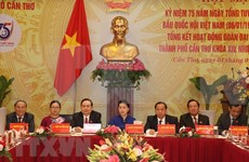 Conmemoran en ciudad vietnamita 75 años de primeras elecciones generales