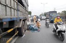 Hanoi establece meta de reducir el 10 por ciento en accidentes viales en 2021