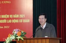 Piden garantizar el funcionamiento del Centro de Prensa del XIII Congreso Nacional del Partido