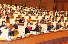 Piden continuar renovando actividades de la Asamblea Nacional de Vietnam