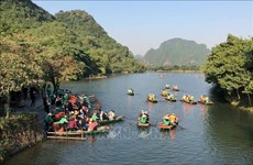 Ninh Binh, en foco del Año Nacional del Turismo 2021