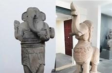 Dos esculturas en Da Nang nombradas tesoros nacionales
