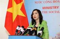 Garantizan seguridad y derechos de marineros vietnamitas detenidos en Irán