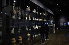 Exhiben cerámica vietnamita en Corea del Sur