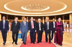 Encuentro especial para conmemorar aniversario de las primeras elecciones generales de Vietnam