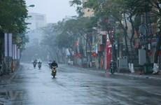 Ola de frío intenso afectará el norte y centro de Vietnam
