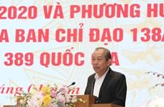 Alertan en Vietnam situación de fraude comercial y productos falsificados