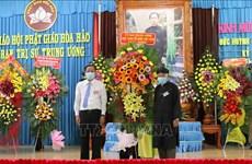 Efectúan aniversario 101 del natalicio del fundador de secta budista Hoa Hao