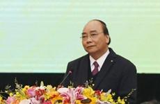 Sector financiero debe despertar fuerzas internas de Vietnam, según el Primer Ministro