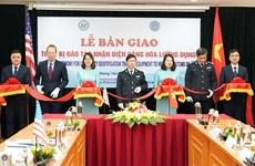 Estados Unidos ayuda a Vietnam en capacitación de aduana