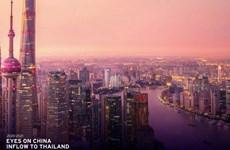 Inversión de China en Tailandia aumente en los próximos años