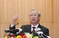 Vietnam se empeña en mejorar eficiencia de fiscalía popular en labores anticrímenes