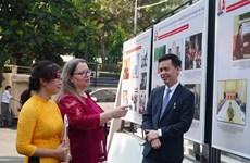 Exposición destaca 25 años de normalización de relaciones Vietnam- EE.UU.