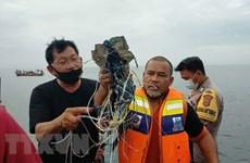 Indonesia: Detectan posibles señales de caja negradel avión estrellado