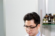 Vietnamita inventa mascarilla médica basado en nano-biotecnología