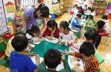 Promueven en Vietnam desarrollo integral del niño