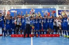 Vietnam con dos nominaciones a los premios del fútbol sala mundial en 2020