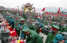 Rinden homenaje a mártires vietnamitas caídos en resistencia contra colonialismo