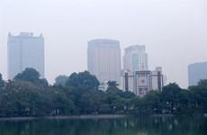 Hanoi enfrenta contaminación del aire