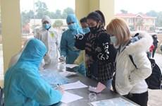 Vietnam confirma cinco nuevos casos importados del COVID-19