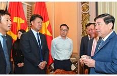 Ciudad Ho Chi Minh facilitará la expansión del negocio de Uniqlo