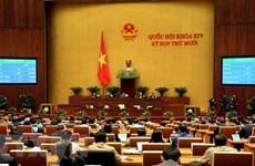 Clausuran reunión 52 del Comité Permanente de la Asamblea Nacional de Vietnam