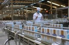 Otras empresas de Vietnam reciben permiso para exportar leche a China