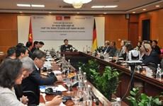 Comité Mixto de Cooperación Económica Vietnam - Alemania celebra su primera reunión
