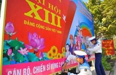 Presentan visión estratégica en vísperas de XIII Congreso Nacional del Partido Comunista de Vietnam