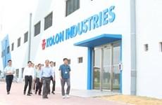 Empresa coreana amplía planta de cordones y tejidos para neumáticos en Vietnam