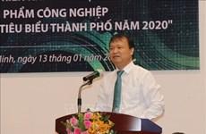 Ciudad Ho Chi Minh por priorizar desarrollo de industrias clave
