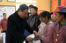 Parlamento de Vietnam reafirma atención a enseñanza a estudiantes minóricos