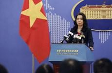 Vietnam asistirá a la Reunión de Ministros de Relaciones Exteriores de ASEAN