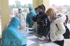 Vietnam registra otros 10 casos importados de COVID-19