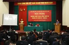 Cumple sus tareas Unión de Organizaciones de Amistad de Vietnam en medio del COVID-19