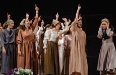 """Presentarán el musical """"Los miserables"""" en Hanoi"""
