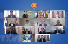 Secretario general de ASEAN aprecia liderazgo de Vietnam a la agrupación