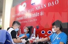 Vietnam por recaudar más de 1,5 millones de unidades de sangre en 2021