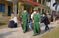 Vietnam cierra domingo sin nuevos casos del COVID-19