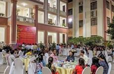 Vietnamitas en Camboya celebran encuentro por el Año Nuevo Lunar
