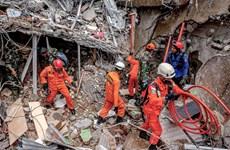 Miles de fallecidos por desastres y COVID-19 en Indonesia desde principios de 2021
